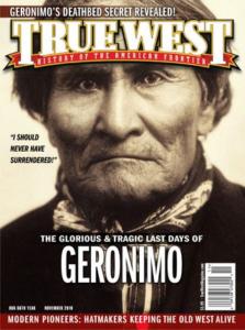 November 2019 - True West Magazine Cover